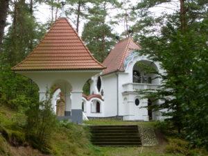 Kalwaria we Wielu (Pałac Piłata).
